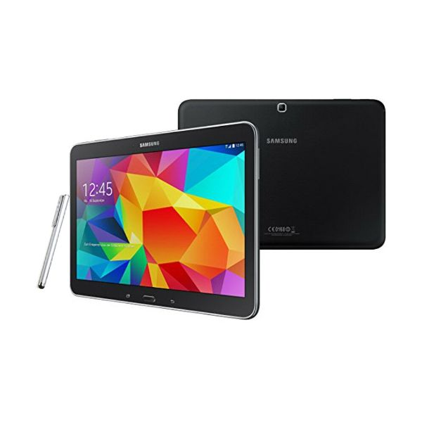 "Samsung Galaxy Tab 4 with 10.1"" HD Screen & Wi-Fi + Optional 4G-Wi-Fi Only-Daily Steals"