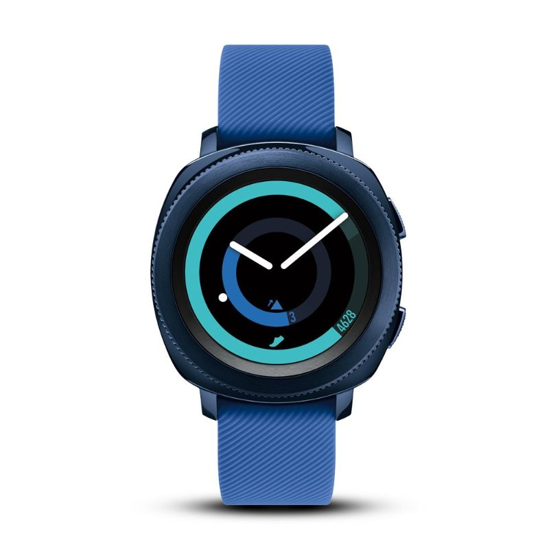 Samsung Gear Sport Smartwatch-Blue-Daily Steals