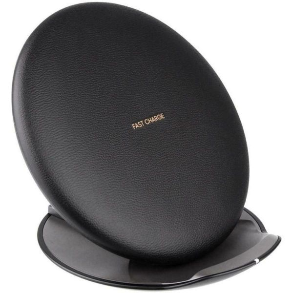 Samsung Qi Certified Fast Charge Wireless Charging Convertible Stand/Pad-Daily Steals