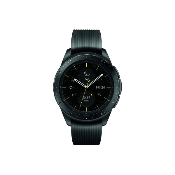 Samsung Galaxy Watch 42mm 4G LTE / Bluetooth Smartwatch-Midnight Black-Daily Steals