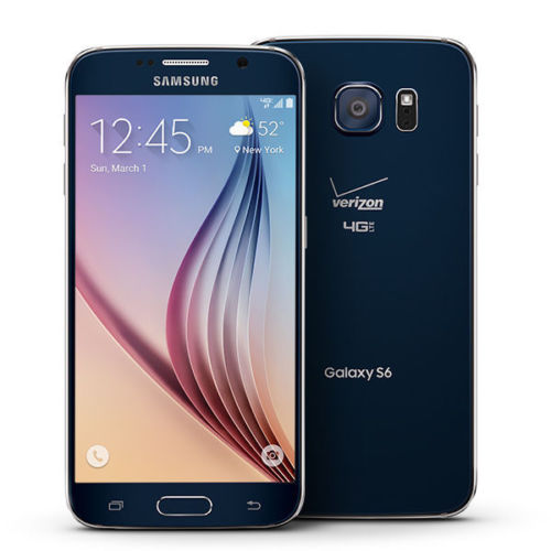 Samsung Galaxy S6 Verizon & GSM Unlocked Android Smartphone 32GB (3 Colors)-Blue-Daily Steals