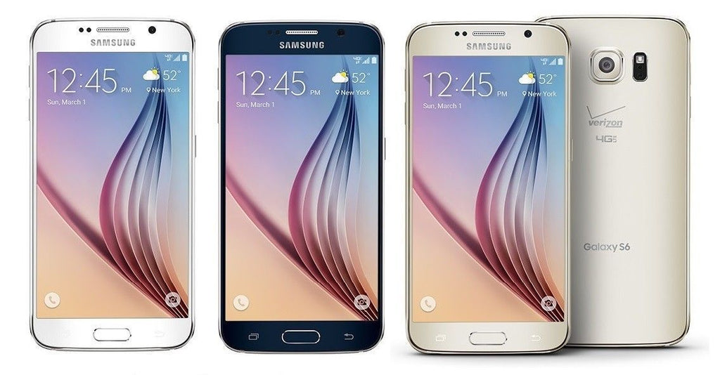 Samsung Galaxy S6 Verizon & GSM Unlocked Android Smartphone 32GB (3 Colors)-Daily Steals