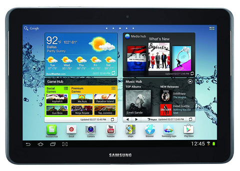 update alt-text with template Daily Steals-Samsung Galaxy Tab 2 10.1-Inch Sprint Tablet (Wifi + 4G)-Tablets-