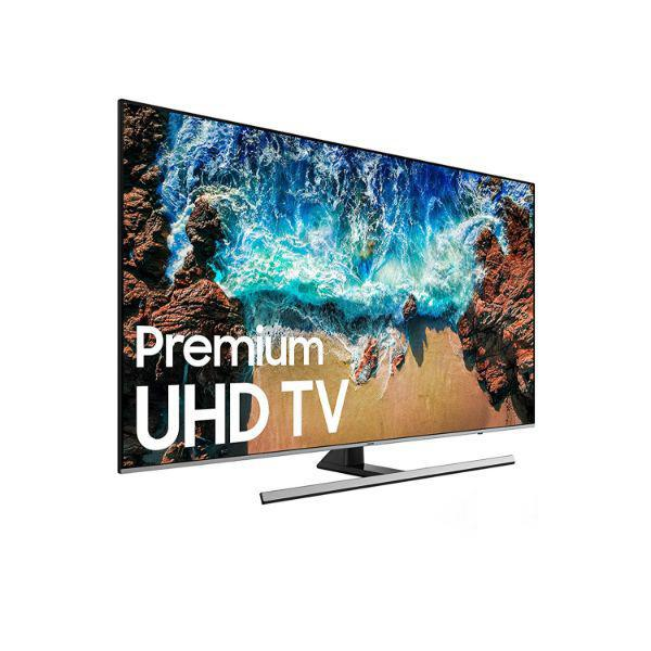 "Samsung Flat 55"" 4K UHD 8 Series Smart LED TV (2018)-Daily Steals"