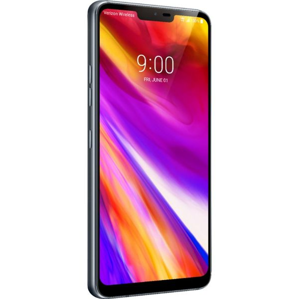 Daily Steals-LG G7 ThinQ 64GB GSM Unlocked Smartphone-Cellphones-Black-
