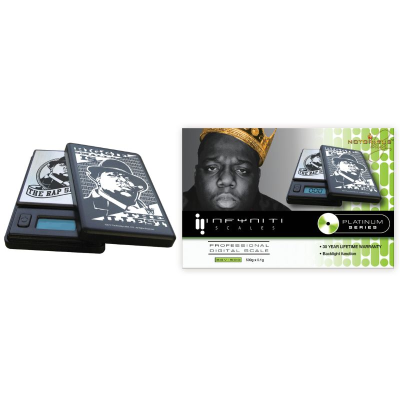 Notorious B.I.G. OR Snoop Dogg Digital Pocket Scale-B.I.G.-Daily Steals