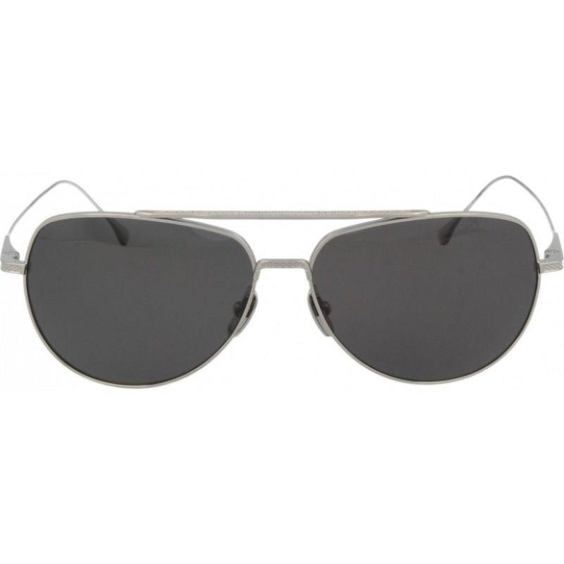 Lunettes de soleil unisexes DITA - Flight.004 Black Palladium Grey-Polarized-Daily Steals