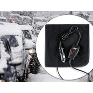 Car Mini Heated Travel Blanket Pad-Daily Steals