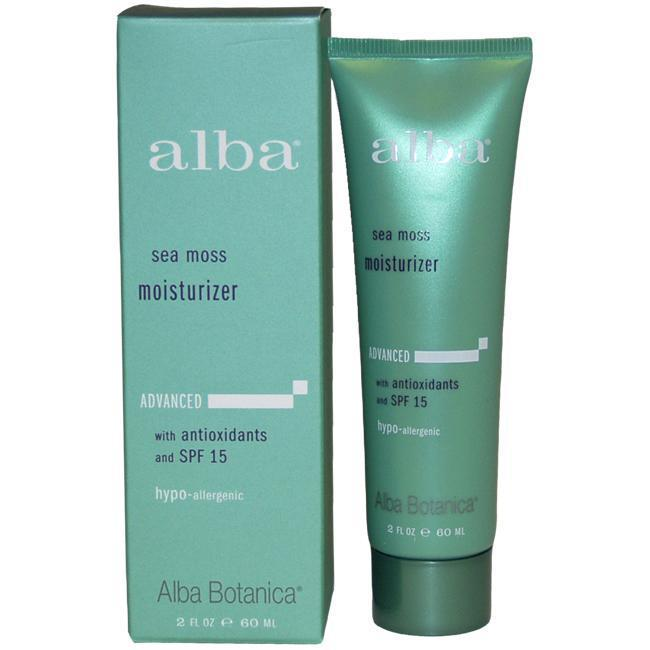 Daily Steals-Sea Moss Moisturizer by Alba Botanica for Unisex - 2 oz Moisturizer-Personal Care-