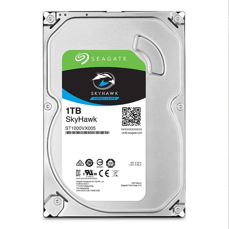 Seagate Skyhawk 1TB Hard Drive-Daily Steals
