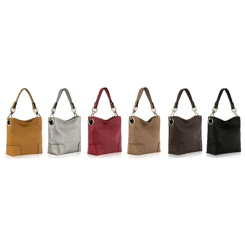 Seema Hobo Vegan Leather Handbag by MKF-Daily Steals