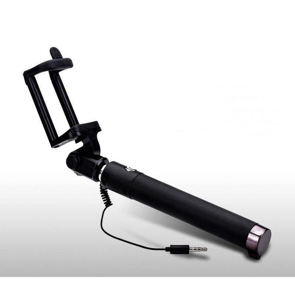 Selfie Stick for Smartphones-Black-Daily Steals