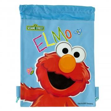 Daily Steals-Sesame Street, Elmo Cinch Backpack, Assorted Colors-Travel-