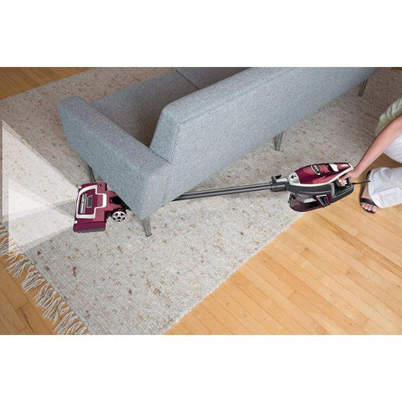 Daily Steals-Shark Rocket DeluxePro Ultra-Light Upright Corded Stick Vacuum - Bordeaux-Home and Office Essentials-