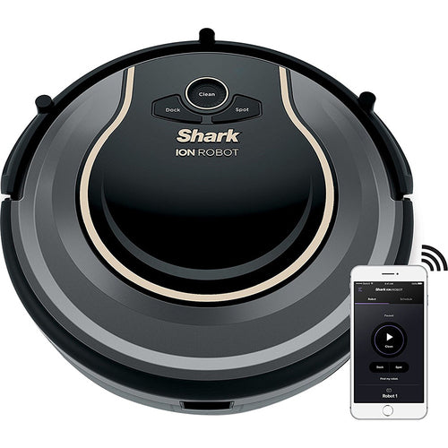 update alt-text with template Daily Steals-Shark ION ROBOT 750 Vacuum with Wi-Fi Connectivity + Voice Control (RV750)-Digital Products-