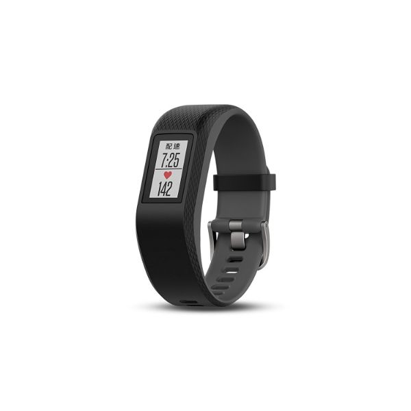 Garmin Vívosport Activity Fitness Tracker with Heart Rate & GPS-Slate-L-Daily Steals