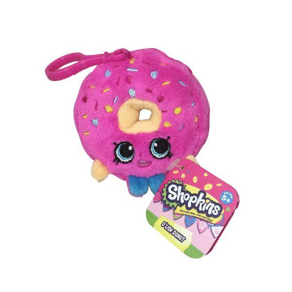 "Daily Steals-Shopkins 4"" Mystery Backpack Plush Clip - 2 Pack-Hobby and Toys-"