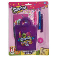 Shopkins School Supplies - Stationary and Eraser-Shopkins Mini Molded Stationary Set-Daily Steals