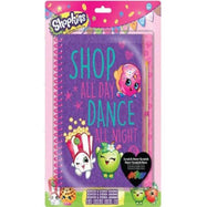 Shopkins School Supplies - Stationary and Eraser-Shopkins Scratch and Sticker-Daily Steals