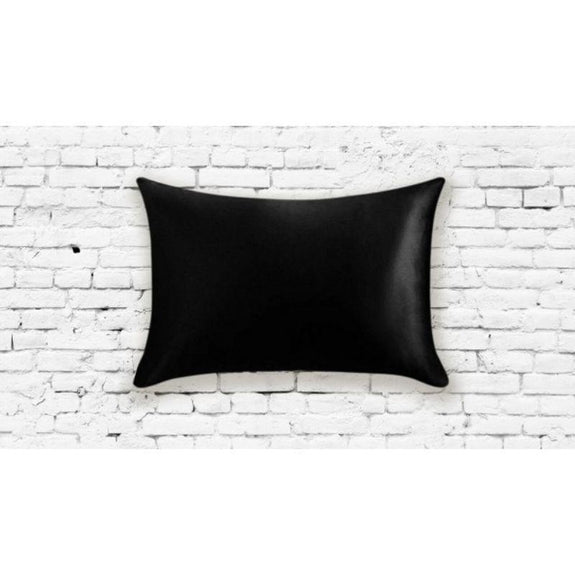Silk Pillowcases - 5 Colors-Black-Daily Steals