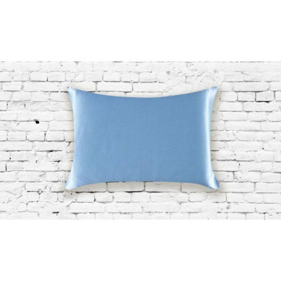 Silk Pillowcases - 5 Colors-Blue-Daily Steals