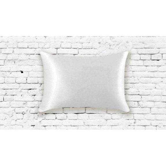 Silk Pillowcases - 5 Colors-White-Daily Steals