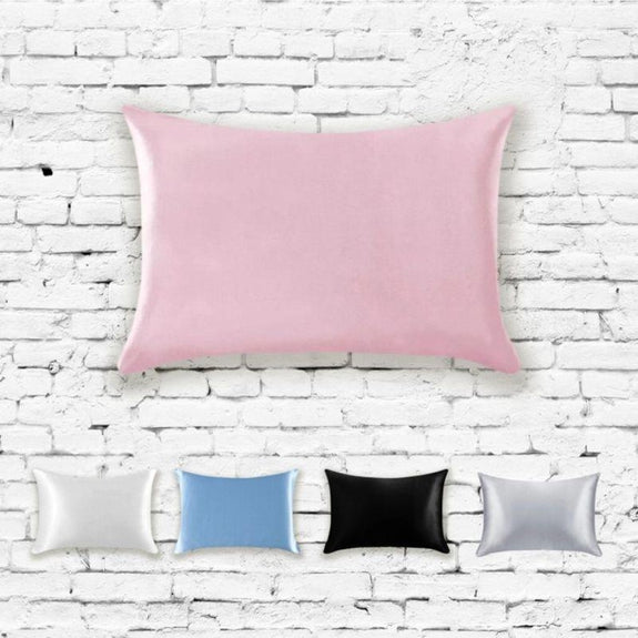 Silk Pillowcases - 5 Colors-Daily Steals