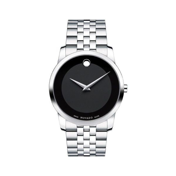 Movado Mens Museum Classic - 0606504-Daily Steals