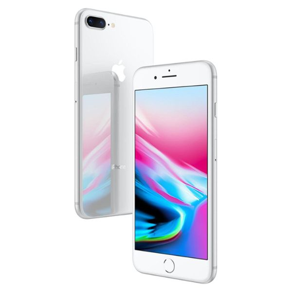 Apple iPhone 8/8 Plus (GSM Unlocked) with MFi-Certified Lightning Cable and Generic Power Adapter-Daily Steals