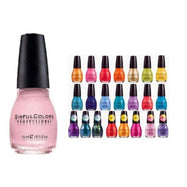 Sinful Colors Surprise Nail Polish Set - 10 Piece-Daily Steals