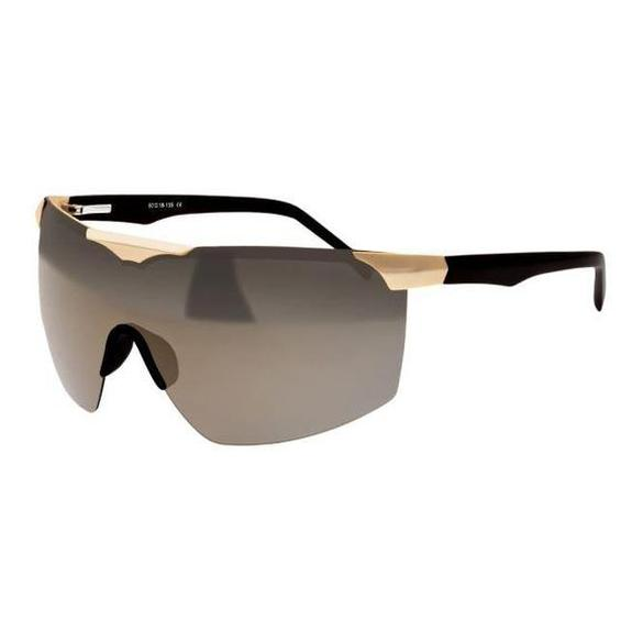 Daily Steals-Sixty One Shore Polarized Sunglasses-Sunglasses-Gold / Black-