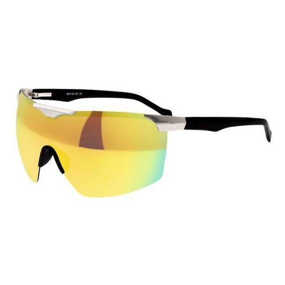 Daily Steals-Sixty One Shore Polarized Sunglasses-Sunglasses-Silver / Blue-Green-