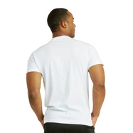 Spak Men's 100% Cotton White T-Shirts - 3 Pack-Daily Steals