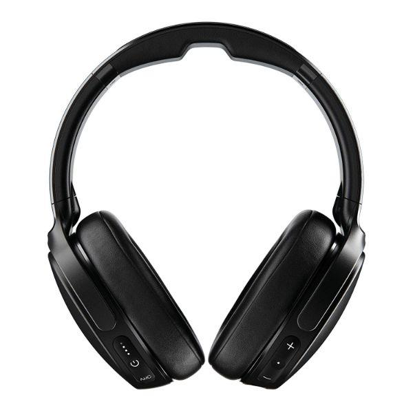 Daily Steals-Skullcandy Venue Active Noise Cancelling Headphones, 24-Hour Battery Life, Black-Headphones-