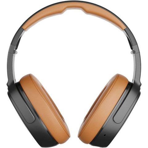 Daily Steals-Skullcandy - Crusher 360 Wireless Over-The-Ear Headphones - Black/Tan-Headphones-