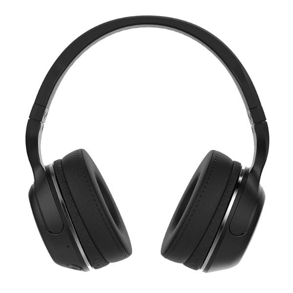 Skullcandy Hesh 2 Bluetooth Wireless Over-Ear Headphones with Microphone,  15-Hour Rechargeable Battery, Black