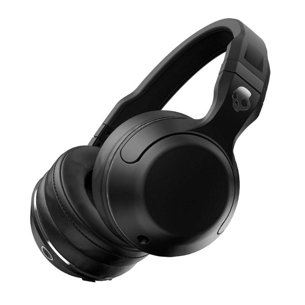 Skullcandy Hesh 2 Bluetooth Wireless Over-Ear Headphones with Microphone, 15-Hour Rechargeable Battery, Black-Daily Steals