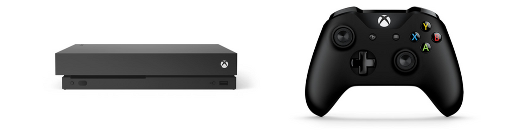 Microsoft Xbox One X 1TB Black Gaming Console-Daily Steals