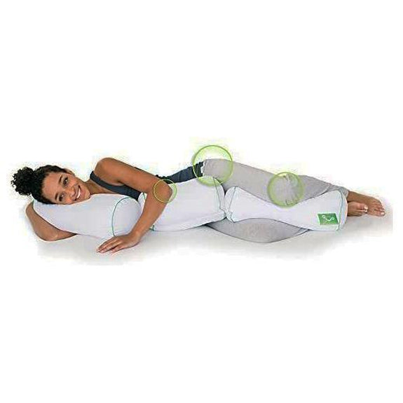 Sleep Yoga Multi-position Body Pillow-Daily Steals