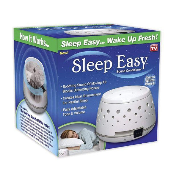 Sleep Easy Sound Conditioner, White Noise Machine-Daily Steals