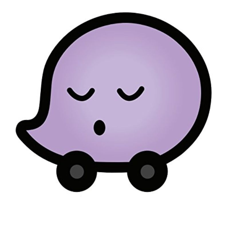 "StickyWaze 6"" Magnetic Vinyl Decal - 2 Pack-SLEEPY2-Daily Steals"