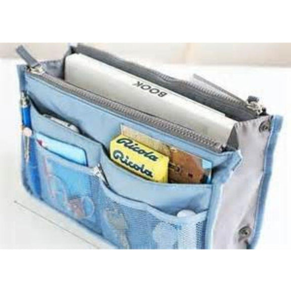 Slim Bag in Bag Organizer - 1 or 2 Piece-1 Piece-