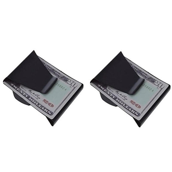 Slim Clip - Double Sided Money Clip - 2 Pack-Daily Steals
