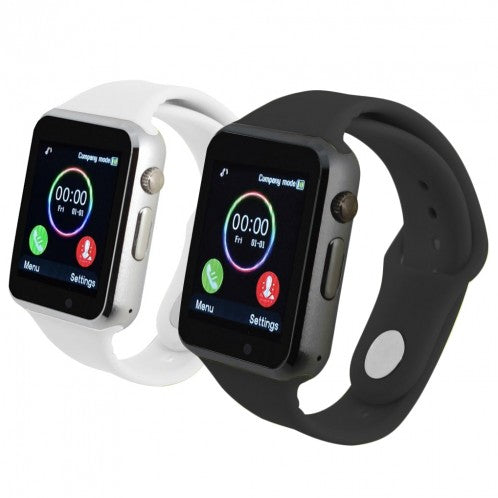 Bluetooth Android Internet Music Smartwatch - Assorted Colors-Daily Steals