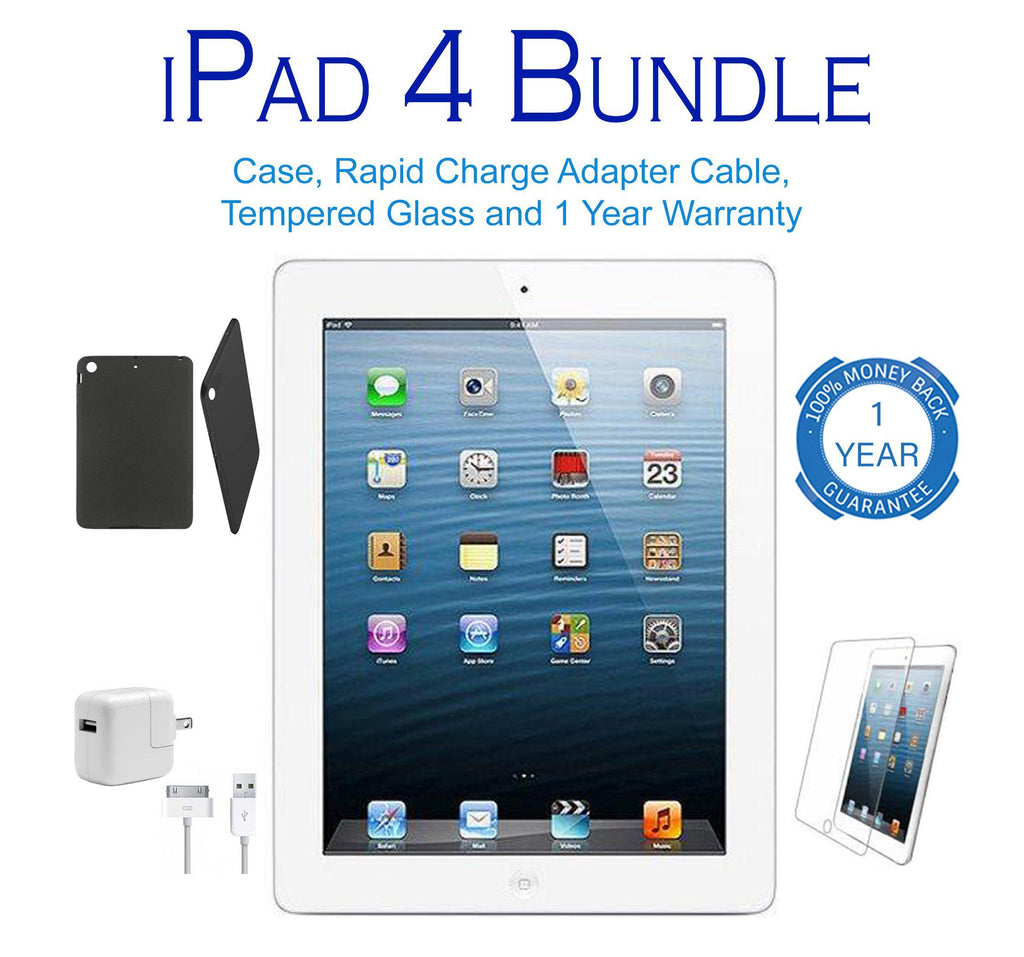 Apple iPad 4 Retina Display Bundle-Daily Steals