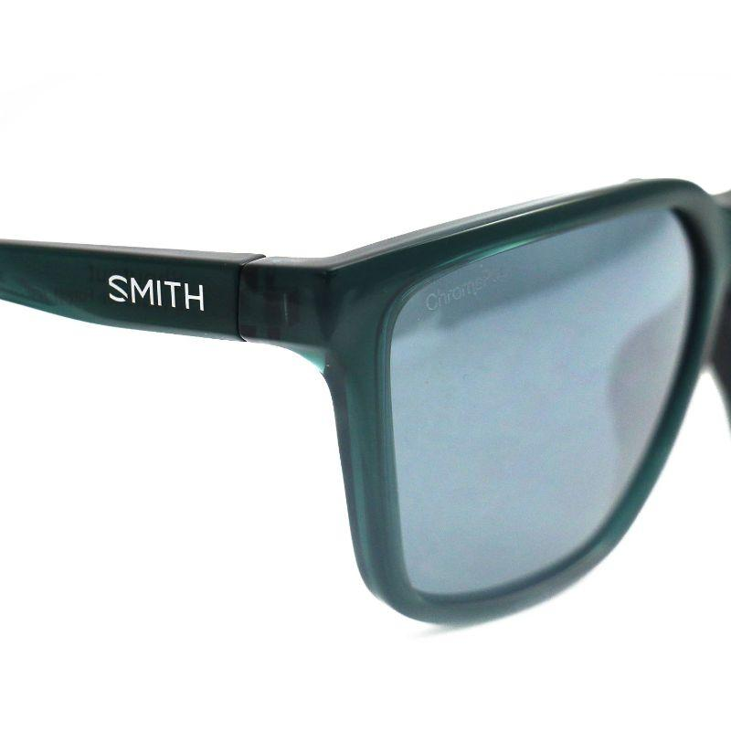 Smith Shoutout Crystal Deep Forest 57 18 140 Full Rim Men's Sunglasses-