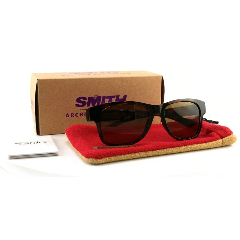 Smith Wayward Women's Sunglasses STO/L5 Havana 54 17 135 Polarized-Daily Steals