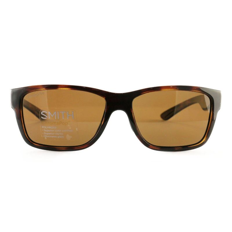 Smith Wolcott Unisex Sunglasses VP1/S3 Tortoise 58 16 130 ChromaPop Polarized-Daily Steals