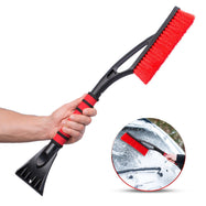 2 In 1 Ice Scraper & Snow Remover Brush-Daily Steals