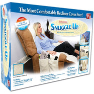 Snuggle Up Fleece Comfort Recliner Cover with Pockets-Daily Steals